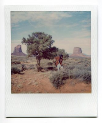 Dig. USA. Polaroid by Florent Dudognon