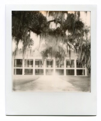 Destrehan. Polaroid by Florent Dudognon