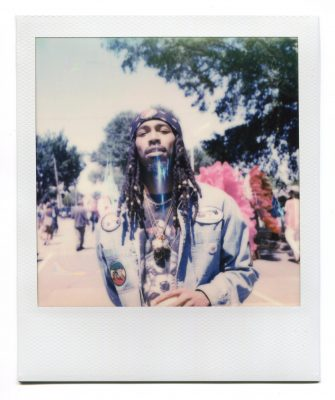 New Orleans. Polaroid by Florent Dudognon