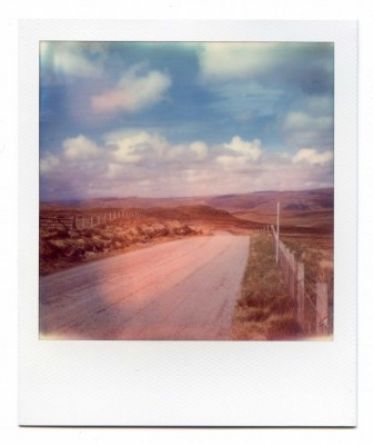 Technicolor. Isle of Skye, Scotland. Polaroid by Florent Dudognon