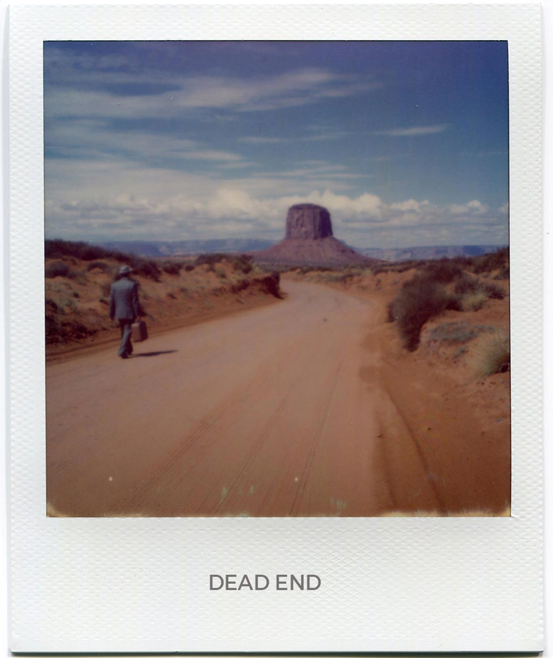 Florent Dudognon polaroid dead end
