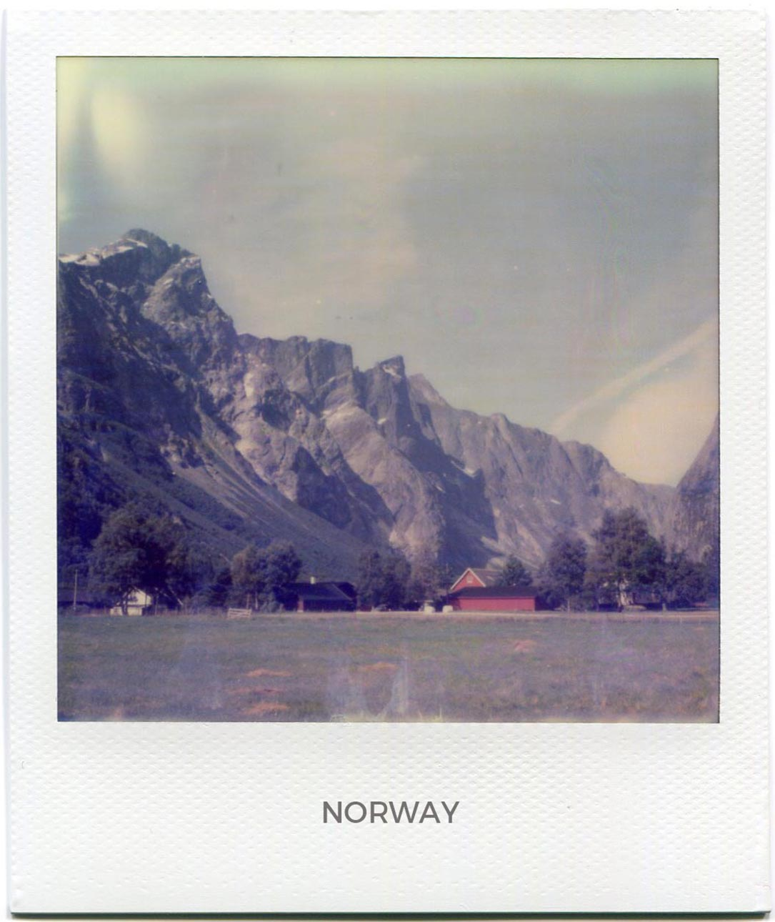 Florent Dudognon norway polaroid